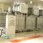 連続式ネット型乾燥機